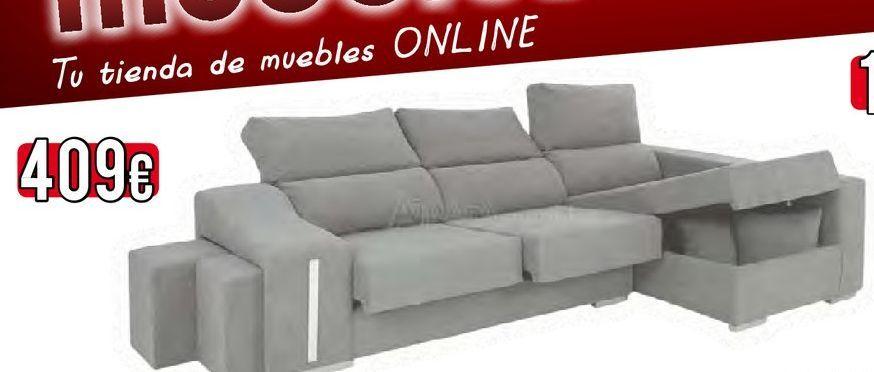 Oferta de Chaise longue ARLEEN por 409€