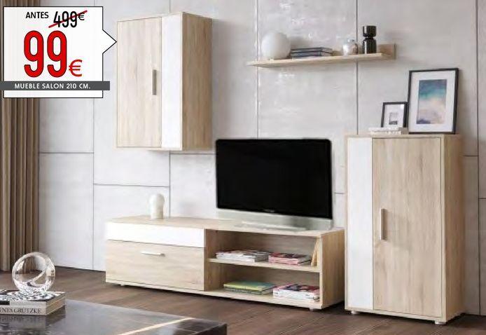 Oferta de Muebles de salón por 99€