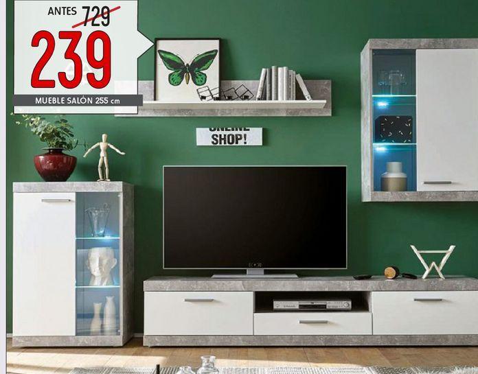 Oferta de Muebles de salón KETLIN  por 239€
