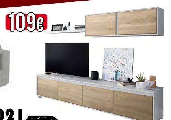Oferta de Muebles de salón Zaiken Plus  por 109€