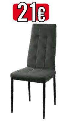 Oferta de Conjunto de 4 sillas zurich por 21€
