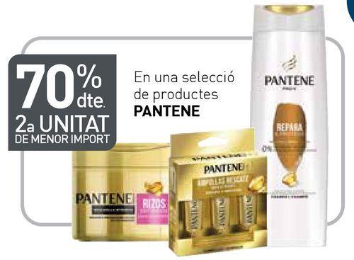 Oferta de Productos para el cabello Pantene por