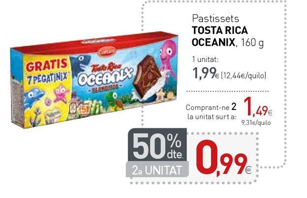 Oferta de Galletas por 1,99€
