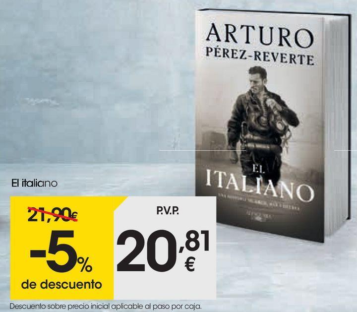 Oferta de El Italiano  por 20,81€