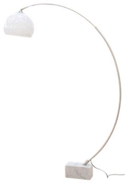 Oferta de Lámpara de pie  Mani plata por 106,2€