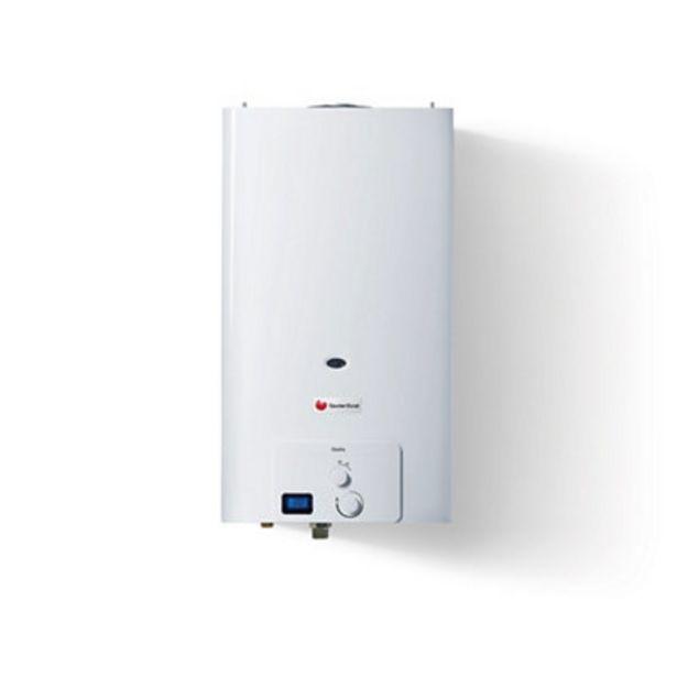 Oferta de Calentador gas natural SAUNIER DUVAL 12L por 414,9€
