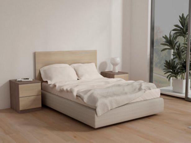 Oferta de Estructura cajonera para 2 cajón/es de 53x40x50 cm por 35,99€