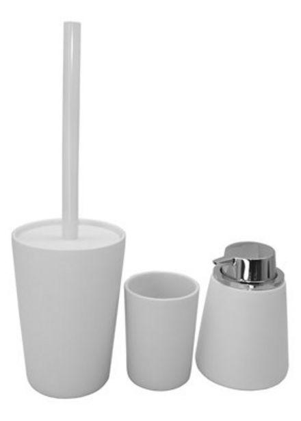 Oferta de Conjunto de accesorios WHITE por 28,1€