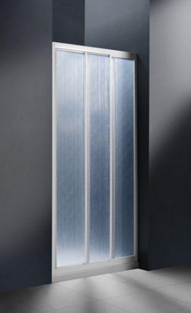 Oferta de Mampara frontal MITTO 185x100 cm por 70€