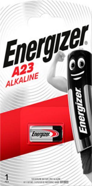 Oferta de Pila especial ENERGIZER E23A 12V por 1,35€
