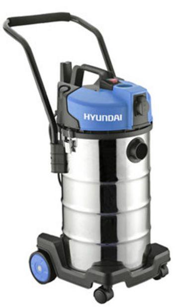 Oferta de Aspirador industrial Hyvi40 de 1400 w por 225,4€