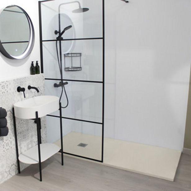 Oferta de Plato de ducha PDAGUA BEIGE  70x100 cm por 149€
