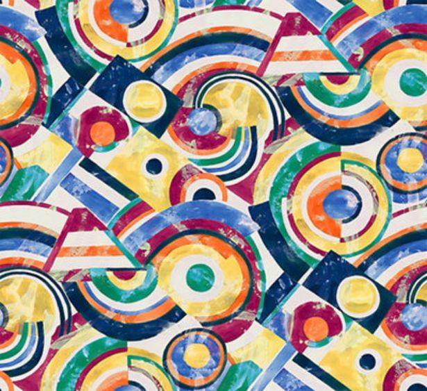 Oferta de Papel pintado infantil MUSTANG 0,68x10 metros por 36,9€