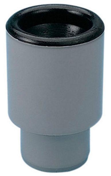 Oferta de Manguito unión plomo/PVC de Ø30-/32 mm por 0,75€