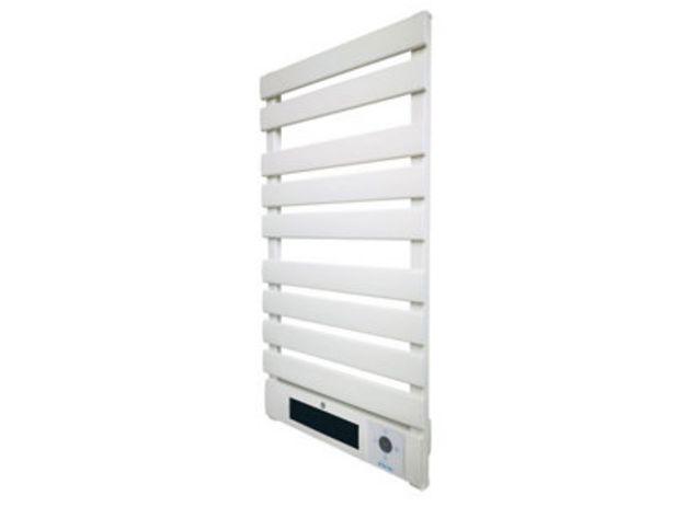 Oferta de Radiador toallero NTW-25 500+1500 W WIFI  blanco por 189€