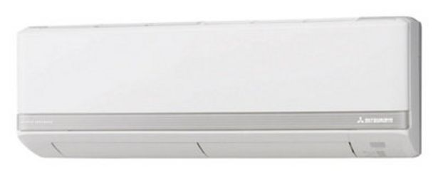 Oferta de Aire acondicionado inverter 1x1 MITSUBISHI  2195 frigorías por 639€