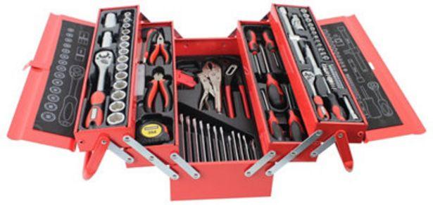 Oferta de Maletín de herramientas MHT de 93 piezas por 116,8€