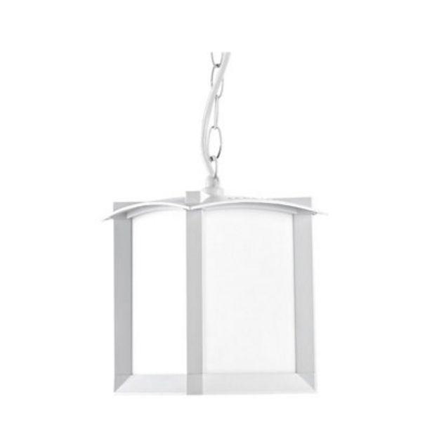 Oferta de Lámpara de techo MARK BLANCO 1xE27 por 27,5€