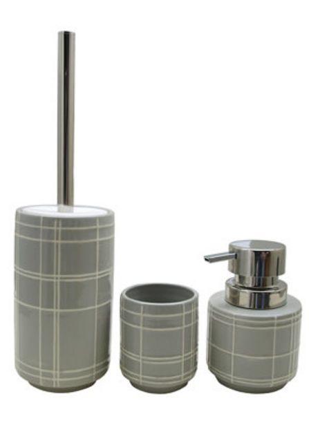 Oferta de Set accesorios Grey gris por 31,5€