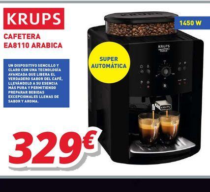 Oferta de Cafeteras  por 329€