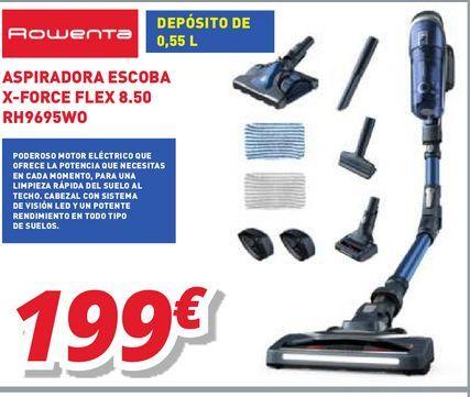 Oferta de Aspirador Rowenta por 199€
