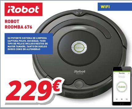 Oferta de Robot aspirador por 229€