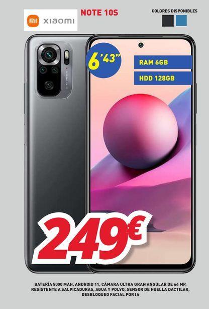 Oferta de Smartphones Xiaomi por 249€
