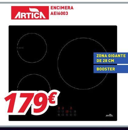 Oferta de Encimera de cocina por 179€