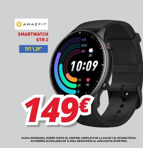 Oferta de Smartwatch AMAZFIT por 149€