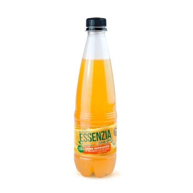 Oferta de Refresco 100%zumo naranja, 500ml por 0,59€