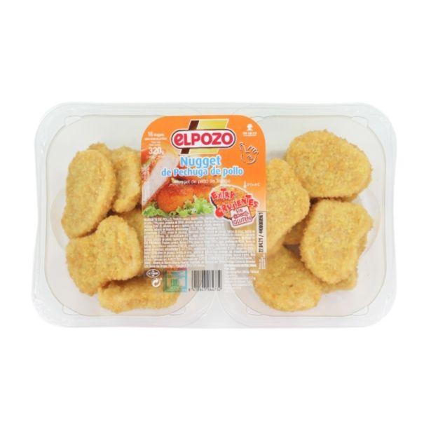 Oferta de Nuggets de pollo bta, 320g por 2,75€