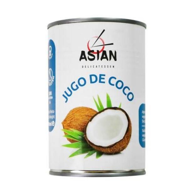 Oferta de Bebida de coco, 400ml por 1,75€