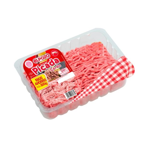 Oferta de Picada cerdo bta, 800g por 3,95€
