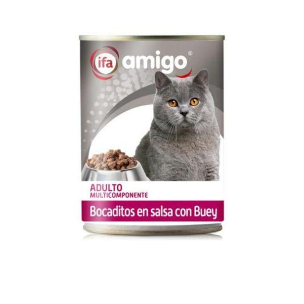 Oferta de Bocaditos gatos de buey, 400g por 0,5€