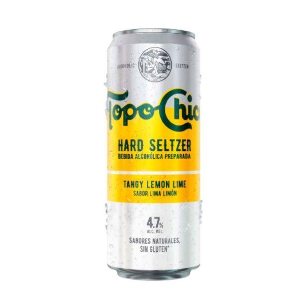 Oferta de Bebida alcohólica tangy lemon lime, 330ml por 1€