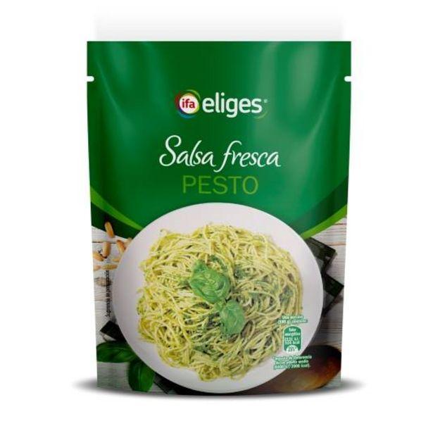 Oferta de Salsa refrigerada pesto, 150g por 1,29€