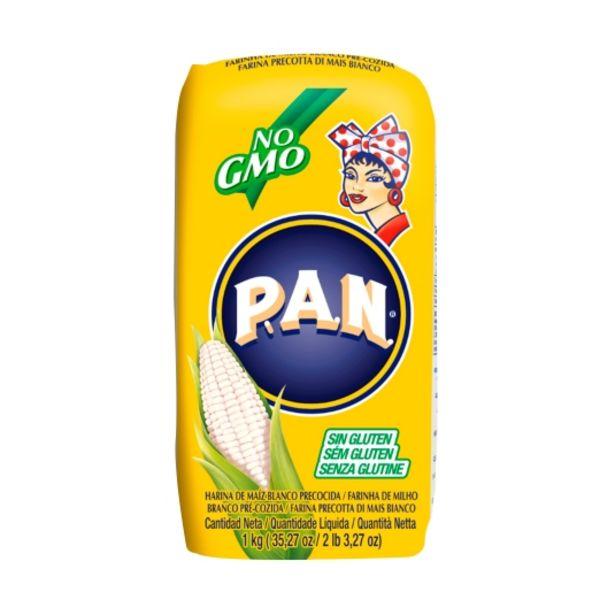 Oferta de Harina precocida de maiz sin gluten, kg por 1,85€