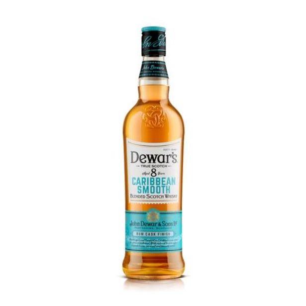 Oferta de Whisky 8 años caribbean smooth, 700ml por 14,99€