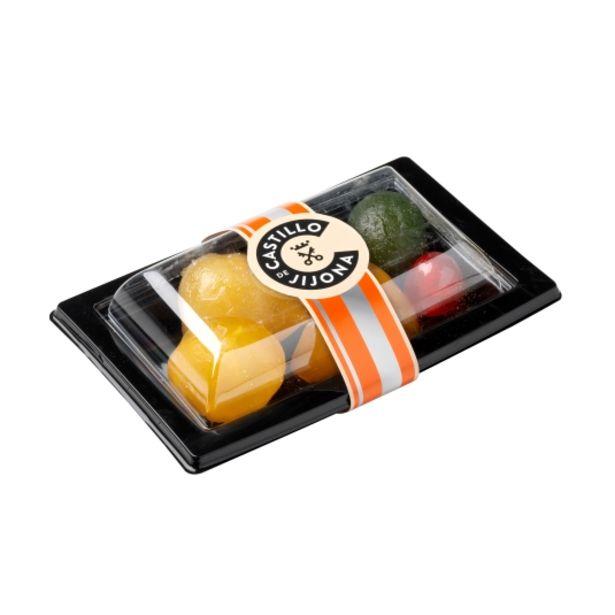 Oferta de Fruta glaseada, 200g por 2,99€
