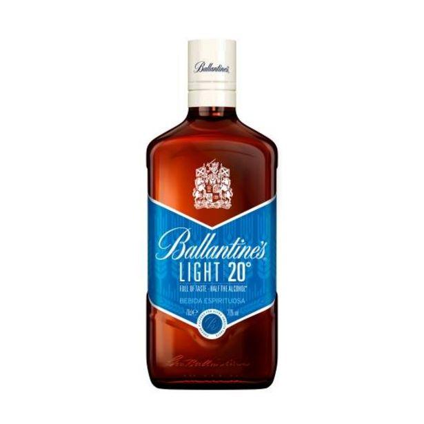 Oferta de Bebida espirituosa light, 700ml por 12,99€