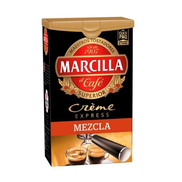 Oferta de Café molido mezcla créme express, 250g por 3,29€