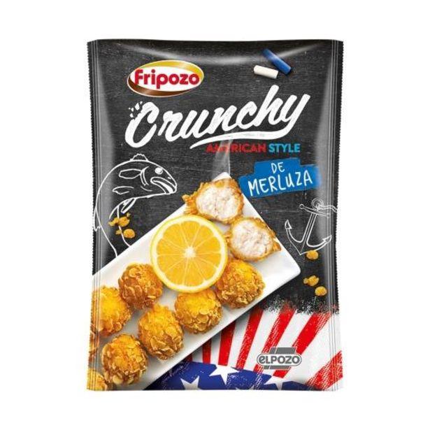 Oferta de Crunchy de merluza, 250g por 1,69€