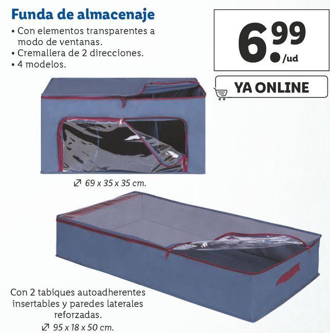 Oferta de Funda de ropa por 6,99€