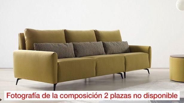 Oferta de Sofá Tela Amposta por 755€