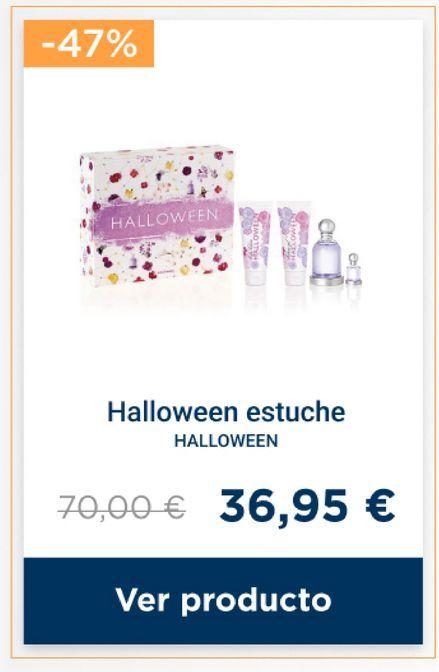 Oferta de Cuidado corporal por 36,95€