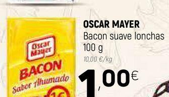 Oferta de Bacon Oscar Mayer por 1€