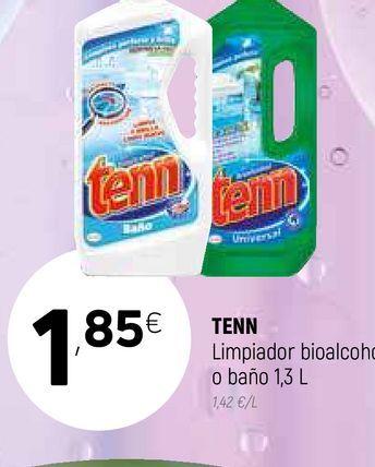Oferta de Limpiadores Tenn por 1085€