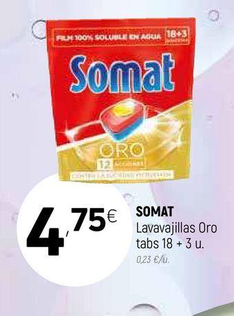 Oferta de Detergente lavavajillas por 4,75€