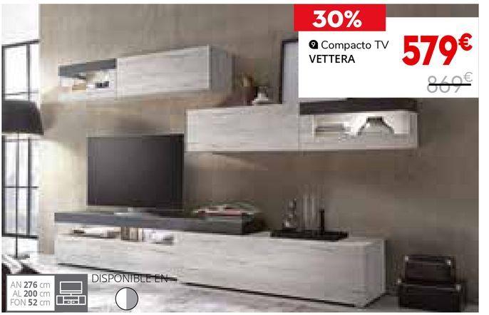 Oferta de Compacto TV por 579€