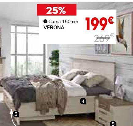 Oferta de Camas por 199€